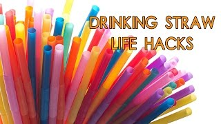 Download Lagu 6 Creative Life Hacks with Drinking Straw Gratis STAFABAND
