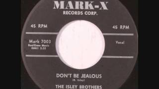 Watch Isley Brothers Dont Be Jealous video