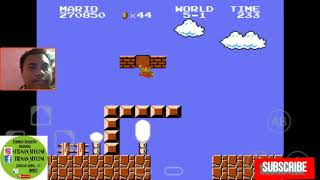 SUPER MARIO BROS GAMEPLAY world 5-1#nostalgia90an