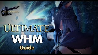 White Mage/WHM - guide for Beginners | Final Fantasy XIV: Shadowbringers