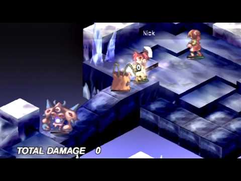 Let's Play Disgaea #030 - Lunar Cheese Extraction Facility
