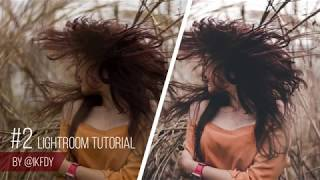 #2 Lightroom Tutorial by @ikfdy | Free Lightroom Preset