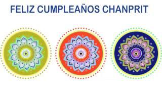 Chanprit   Indian Designs - Happy Birthday