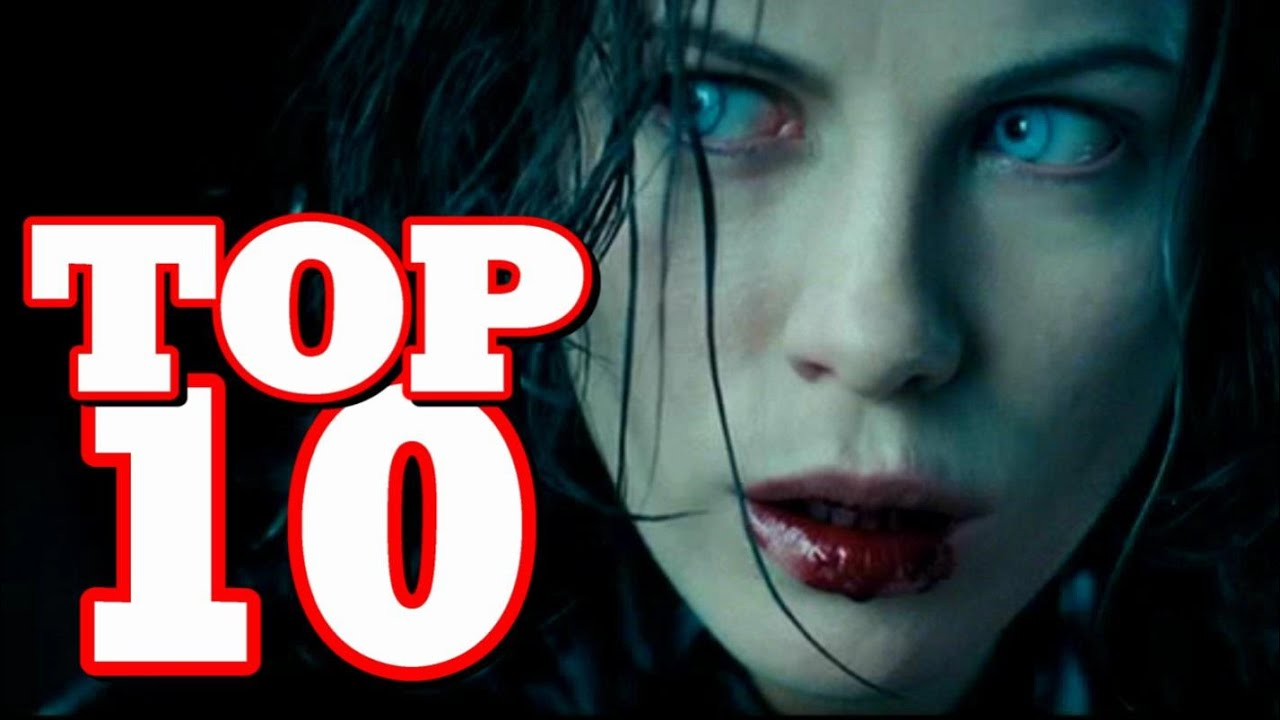 Hottest Vampire Movies Top 10 Sexiest Vampire Movies