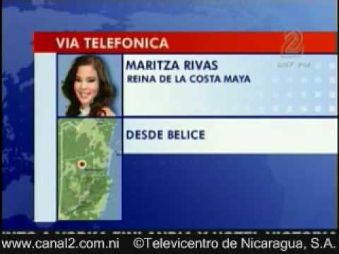 Entrevista Maritza Rivas