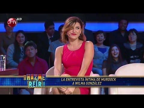 El Late de Murdock, invitada Wilma Gonz ález - Hazme Reir (08/04/2013)
