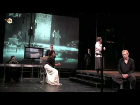 XIII Festiwal Szekspirowski: The Wooster Group, Hamlet (Fragment z próby) Video