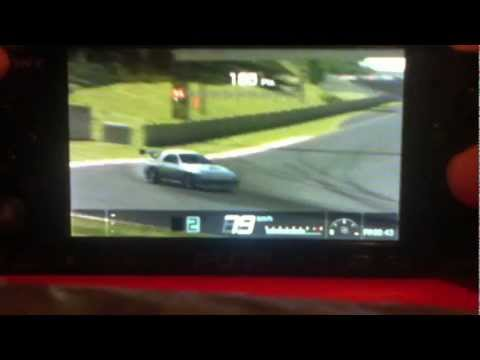 Gran Turismo Psp Insane Drift Mazda Rx-7 Bp Falken video