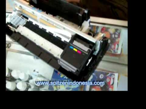 CISS infus printer epson T11 waste ink instructions