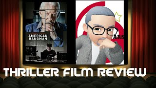 American Hangman (2019) Thriller Film Review (Donald Sutherland)