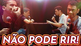 NÃO PODE RIR! UTC no Teatro - com IGOR GUIMARÃES (part. especial de Estevam Nabote)