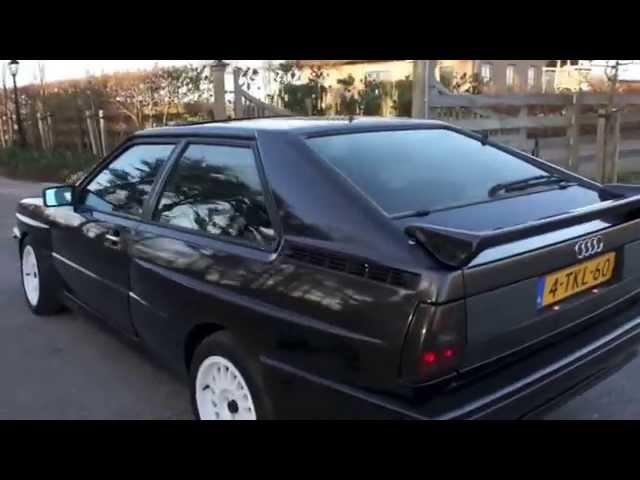Audi Quattro 20V RR 1990 - YouTube