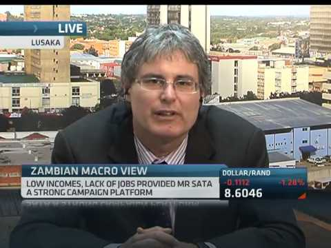 Macro Economic overview of Zambia with David Cowan