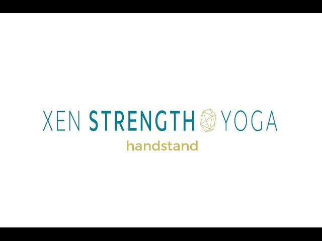 HANDSTAND INSTRUCTION / INVERSIONS VINYASA YOGA (yoga with weights)