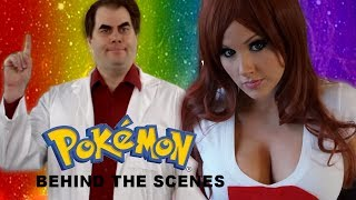 Pokemon Parody Behind the Scenes