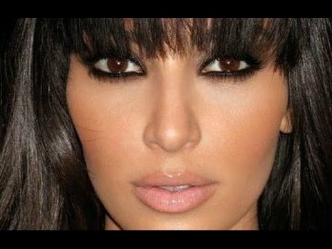 Maquillaje sencillo para MORENAS
