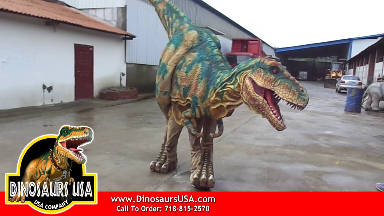 how to build a dinosaur costume