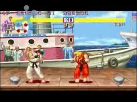 My Top Five Favorite Street Fighter Characters