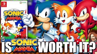 Is SONIC MANIA Worth Buying On Nintendo Switch?