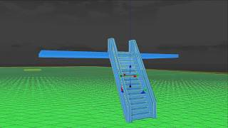 Stair Physics - Exporting Mock Up Prims