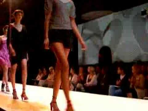 New York Fashion Week:Sue Stemp Video