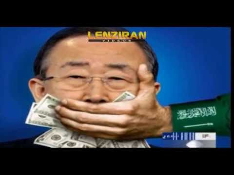 UN secretary general admit being under pressure from Saudi Arabia
