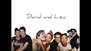 david and liza | goodbye for now.