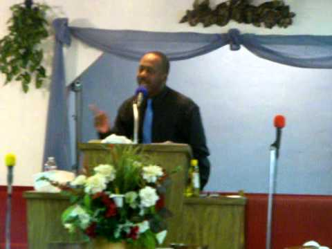 "Pastor James Donalson - ""As It Is Written"""