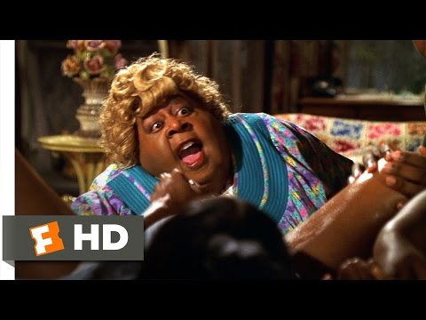 Big Momma's House (2000) - Delivering The Baby Scene (3/5) | Movieclips