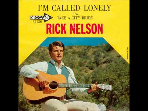 Ricky Nelson - Things You Gave Me