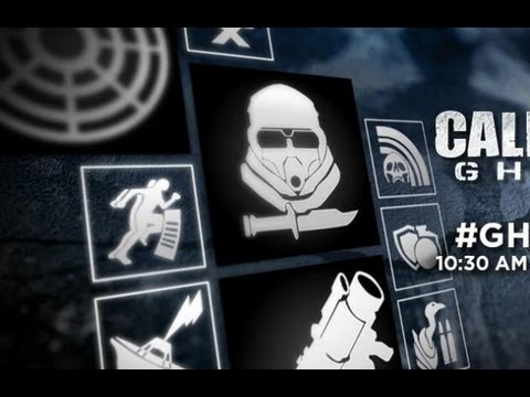 Call of Duty Ghost Icon Call of Duty Ghosts