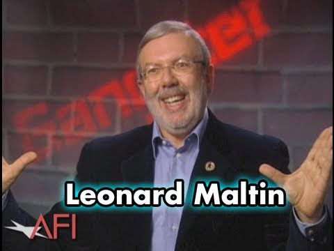 Leonard Maltin On Gangster Movies