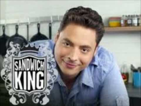 Jeff Mauro The Sandwich King on Food Network with Flavor HD's Hannah and Dane.wmv