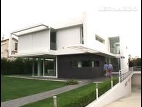 Le case di lorenzo una villa dal design sorprendente for Case di design