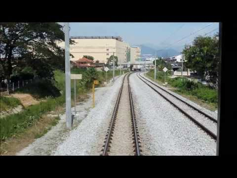 [100th Video] 24/12/2013 KTM / SRT International Express 35 / 36 Train Ride