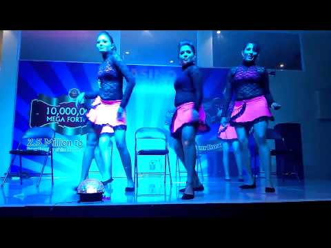 Chair Dance Performed By Ray Dance Troupe Sri Lanka