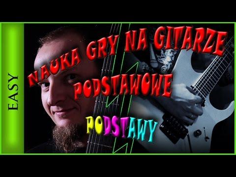 Podstawy Gry Na Gitarze Dla Poczatkujacych - Wojtek Pietraszek