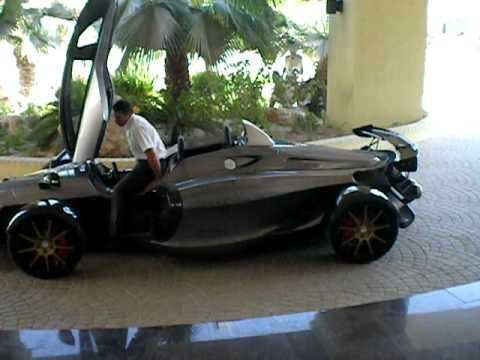 Tramontana Supercar hunted in Dubai!!!! (2)