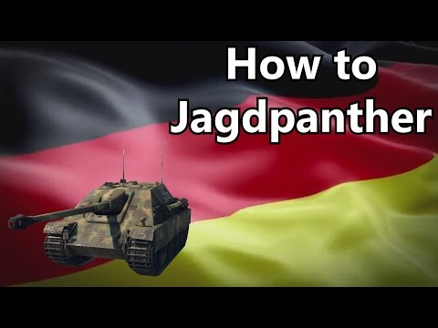 ➤ WT   How to Jagdpanther thumbnail