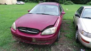$200 Ford Taurus First look