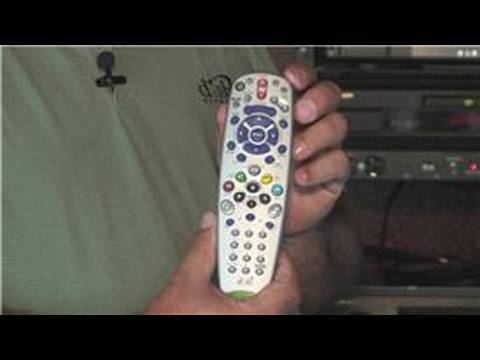 Satellite Television Info Setting A Dish Remote To Tv