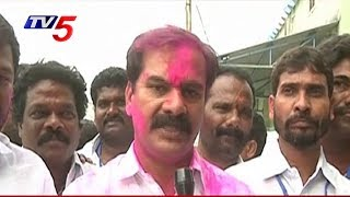 TRS Leader Vinay Bhaskar Face To Face On Election Result