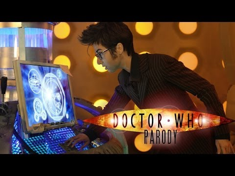 Doctor Who Parody by The Hillywood Show®