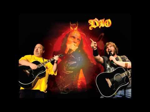 Tenacious D - Last in line (tribute to Dio 2014)