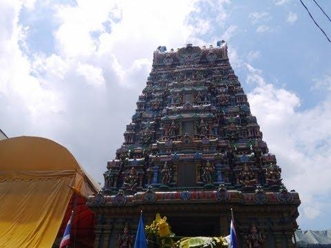 Sri Maha Mariamman Temple, Silom Road, Bangkok