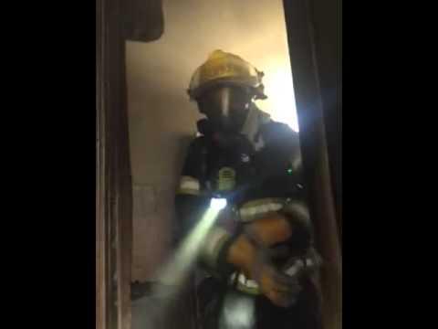 שריפה במזרח ירושלים - ארבעה נפגעים אנוש וקשה