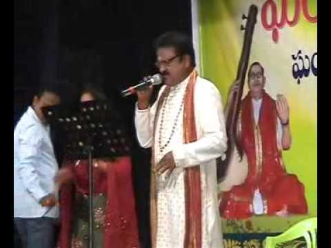 Ghantasala Songs.avi video