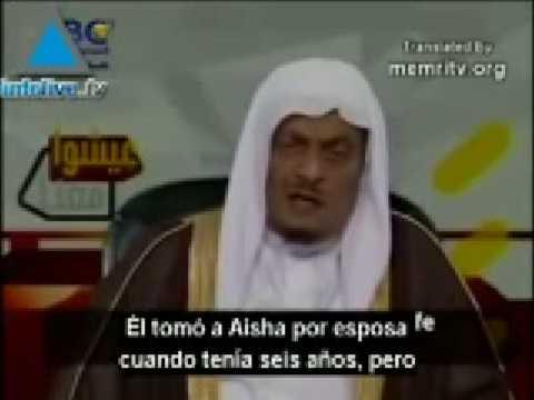 La pedofilia en el islam
