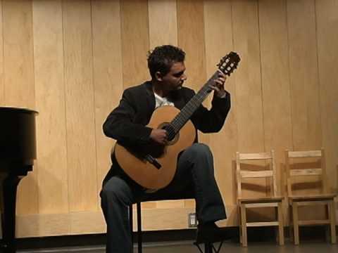 Miodrag Zerdoner - Werthmüller Sonata III (Rondo Vivace)