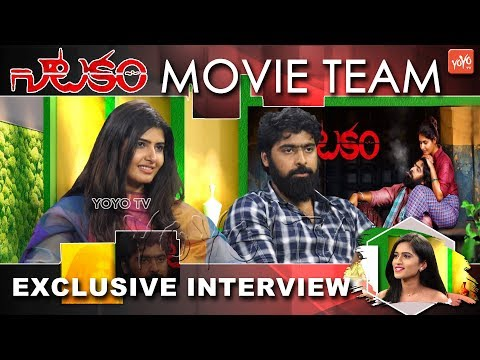 Natakam Movie Team Exclusive Interview | Ashish Gandhi | Ashima Nerwal | YOYO TV Channel